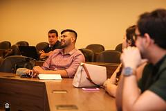 CRÉDITO - DA FOTO (BRUNO BRESSAM)-5 (uniforcomunica) Tags: aula inaugural mestrado profissional odontologia universidade de fortaleza bruno bressam