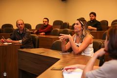 CRÉDITO - DA FOTO (BRUNO BRESSAM)-4 (uniforcomunica) Tags: aula inaugural mestrado profissional odontologia universidade de fortaleza bruno bressam