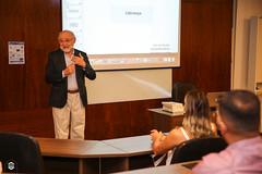 CRÉDITO - DA FOTO (BRUNO BRESSAM)-2 (uniforcomunica) Tags: aula inaugural mestrado profissional odontologia universidade de fortaleza bruno bressam
