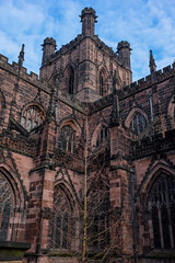 Chester Cathedral (timnutt) Tags: cheshire x100t building cathedral church chester friends fuji citybreak fujifilm x100