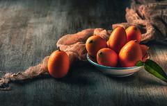 Kumquats (Ro Cafe) Tags: stilllife fruits kumquats rustic kitchen food nikkor105mmf28 sonya7iii