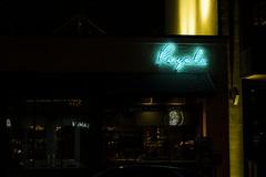 royale (BenjConley) Tags: calgary alberta canada royale 17th ave night life restaurant neon ben conley benconley urban photo fuji fujifilm xt3 color colour