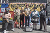 THE PICCADILLY RATS - Busking Band