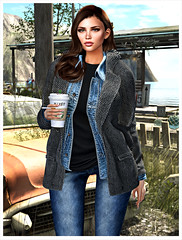 521 (dolceluna_myoo Photographer) Tags: opted sl secondlife woman rkkn colors deco vintage american photo bloggers image cointry hive coffee cigarette mesh genus bento maitreya doux