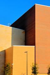 Buildings (Noel C. Hankamer) Tags: buildings angles lines contrast