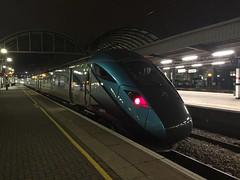 802213 at Newcastle (23/1/20) (*ECMLexpress*) Tags: first transpennine express class 802 nova1 802213 newcastle central ecml