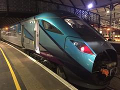 802215 at Newcastle (23/1/20) (*ECMLexpress*) Tags: first transpennine express class 802 nova1 802215 newcastle central ecml