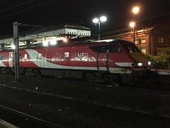 82218 at York (23/1/20) (*ECMLexpress*) Tags: lner london north eastern railway 225 class 91 91115 82218 york ecml