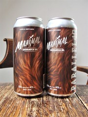 Manimal Saquatch IPL (knightbefore_99) Tags: beer bc best craft can parallel49 vancouver dos two pair ipl india pale lager manimal hops malt tasty drink awesome great
