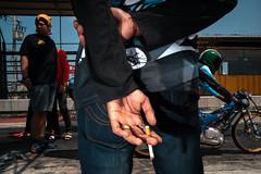 * (Sakulchai Sikitikul) Tags: street snap streetphotography summicron songkhla sony racing thailand hatyai cigarette flash leica