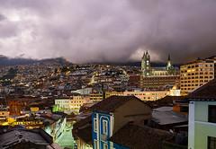 Quito, Ecuador (lopezwill1994) Tags: ecuador quito andes basilica cathedral church clouds beauty southamerica suramerica ciudad city landscape