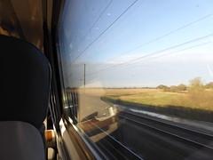 LNER 225 window view (22/1/20) (*ECMLexpress*) Tags: lner london north eastern railway 225 class 91 91119 82209 ecml