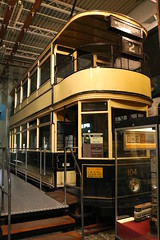 Photo of Trams: Bradford Corporation: 104 Bradford Industrial Museum