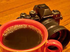 Coffee & Cameras [FlickrFriday] [YourCulture] (trustypics) Tags: culture flickrfriday camera coffee yourculture