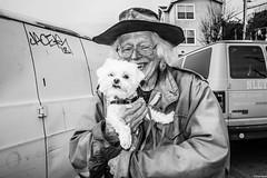 BillAndDoozy 4.jpg (Dan Ryan's Works) Tags: alemanyboulevard alemanyboulevardsf alemanyfleamarket sanfrancisco sanfranciscoca sanfranciscocalifornia sanfranciscostreetphotography sanfranciscostreetphotos blackandwhite blackandwhitephotography dogphotography dogphotos dogs monochrome monochromephotography streetlife streetphotography streetphotos