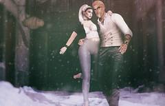 January Celebrations (JayAussie) Tags: deadwool minimal snow january celebration