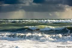 Storm over Surf (AdamJB72) Tags: carlin park jupiter florida fl beach storm rain waves surf foam sunlight nikon d810 80200 ocean landscape f8 handheld