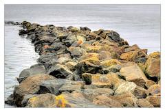 Cushendun NIR - Water's Edge 03 (Daniel Mennerich) Tags: cushendun countyantrim northernireland ireland canon dslr eos hdr hdri spiegelreflexkamera slr vereinigteskönigreich unitedkingdom uk royaumeuni reinounido