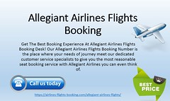 Book affordable flights with Allegiant Airlines Flights booking (olivagomezk29) Tags: allegiant airlines flights tickets