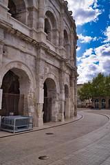 Arena, Nimes (AWe63) Tags: arena amphitheater theater roman römer römischeruinen antik nimes france frankreich südfrankreich provence pentax pentaxk1mkii luminar4 luminar madewithluminar andreasweyermann cawe63