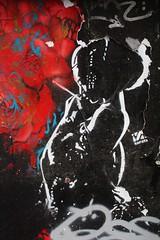 Z!_6855 boulevard du Général Jean Simon Paris 13 (meuh1246) Tags: streetart paris lelavomatik paris13 boulevarddugénéraljeansimon z zapata ¡zapata ¡z fumeur geisha cigarette
