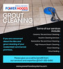 Grout Cleaning Services in Toronto, Brampton, Mississauga