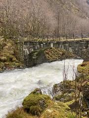 Elvestryket -|- River & bridge (erlingsi) Tags: river bridge steinbru vadheim ytredal høyangerkommune elvestryk stonebridge explored