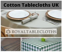 Cotton Tablecloths UK (Top Table Cloth Ltd) Tags: extra large tablecloths uk fitted table protector cheap