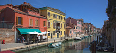 They still exist : not overcrowded streets in Venice (pe_ha45) Tags: venice venezia venise venedig street strase canal kanal riodellasensa cannaregio
