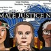 Climate Justice Now! (art by Nissa Tzun)