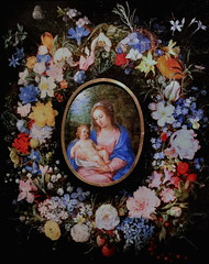 IMG_6843B Jan Brueghel I  WOMEN IN EUROPEAN PAINTING (jean louis mazieres) Tags: peintres peintures painting musée museum museo italia milano pinacotecaambrosiana