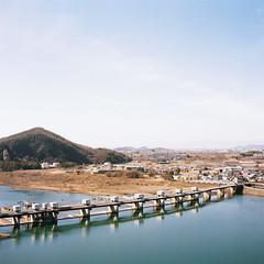 犬山 (soreikea) Tags: zenzabronica s2 film analog kodak portra160 犬山 犬山城 春の写真部 2017