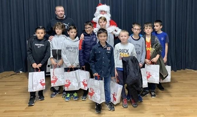 2019-12-15 - Arbre de Noël de l'ESF