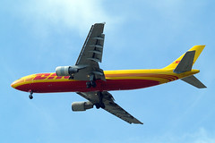 D-AEAS   Airbus A300B4-622R [737] (DHL) Home~G 11/07/2015 (raybarber2) Tags: 737 airliner cn737 daeas egll filed flickr germancivil planebase raybarber