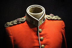 Victorian Colonel (big_jeff_leo) Tags: england english uk uniform red army military museum victorian