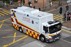 Hong Kong Fire Services Department A801 (Howard_Pulling) Tags: hk hongkong fire engine emergency 2020 meifoo