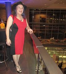 Again, at the symphony hall! (ShaeGuerin) Tags: girly ladylike classy cougar legs leggy stockings highheels cfmshoes stilettos sensual seductive sexy fuckable boobs milf tilf gilf public hair ownhair longhair hat brunette portrait crossdresser crossdressing genderqueer nails lips tgirl transvestite transgender tranny trannybabe tv cd mature gurl tgurl mtf m2f xdresser tg trans travesti manicure lipstick pretty cute feminized fashion enfemme feminised femme feminine makeover makeup cosmetics passable dressedasagirl crossdressed crossdress boytogirl