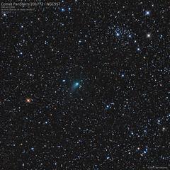 PanStarrs2017T2-24min (bdeclerc) Tags: astro astrophotography astronomy comets astrometrydotnet:status=solved astrometrydotnet:id=nova3892773
