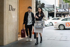 Lucky (McLovin 2.0) Tags: candid people street streetphotography portrait style fashion dior shop shopping urban city sydney australia 13 sony a7s 55mm zeiss boots