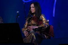A Celebration of Women in Piping (2020) 03 -  Louise Mulcahy (KM's Live Music shots) Tags: folkmusic ireland bagpipes celticconnections uilleannpipes irishfolk royalconcerthall acelebrationofwomeninpiping scottishfolk louisemulcahy