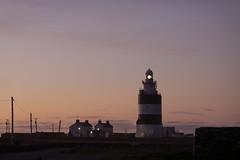 Sunrise, Hook Lighthouse, Wexford. (Sean Hartwell Photography) Tags: hook lighthouse lights ireland wexford irishlights sunrise seaside