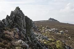 The Stiperstones (Keartona) Tags: shropshire stiperstones rocks rocky landscape spring sunshine walk scenery sunny outcrop moors england english