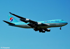 KOREAN CARGO B747 HL7601 (Adrian.Kissane) Tags: 33948 1062006 b747 heathrow london lhr cargo korean