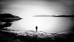 North (Missing Pictures) Tags: europe travel traveling explored explore landscape ocean see mountains atmospheric atmosphere bw white blackandwhite black mood monochrome north