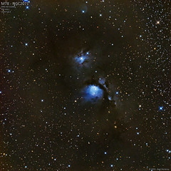 M78-350min (bdeclerc) Tags: astronomy astro astrophotography astrometrydotnet:id=nova3892771 astrometrydotnet:status=solved
