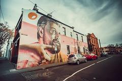 Fitzroy Street art (ericmontalban) Tags: fitzroy australia melbourne streetart grafitti