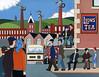 Kevin Haynes - 'View over Leesbrook'