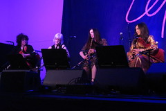 A Celebration of Women in Piping (2020) 01 (KM's Live Music shots) Tags: folkmusic ireland greatbritain scotland irishfolk acelebrationofwomeninpiping uilleannpipes bagpipes celticconnections royalconcerthall