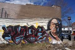 MATR (drew*in*chicago) Tags: chicago 2020 street art artist paint painter tag mural logansquare graffiti spray outdoor