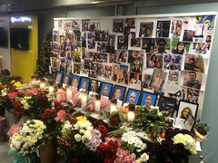 #PS752neverforget (Кевін Бієтри) Tags: plant flower interiordesign flowerarrangement floristry floraldesign uia ps752 flyuia ps752neverforget isupportuia memorial flight exhibition were they nothing kyiv asked mémorial flowerarranging boryspil memorià ps752memorial this was flying all peace bad may have just terrible rest drama bring 😭 floral arrangement purplewhite kevinbiétry spotterbietry